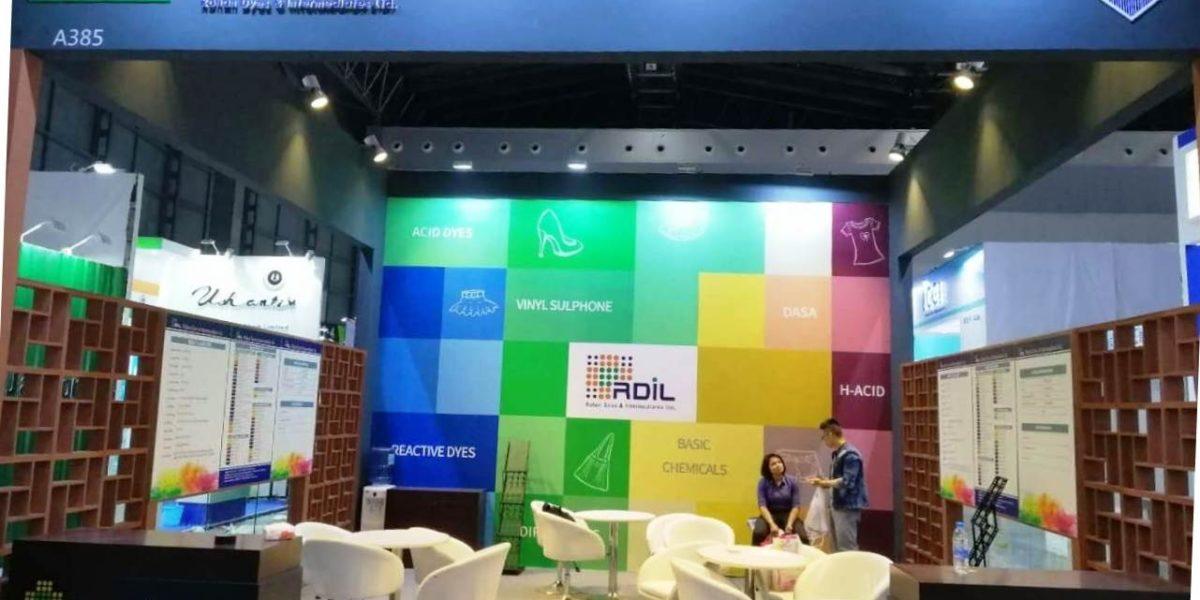 Event China Interdye exhibition